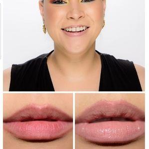 New bite beauty flat white lip gloss